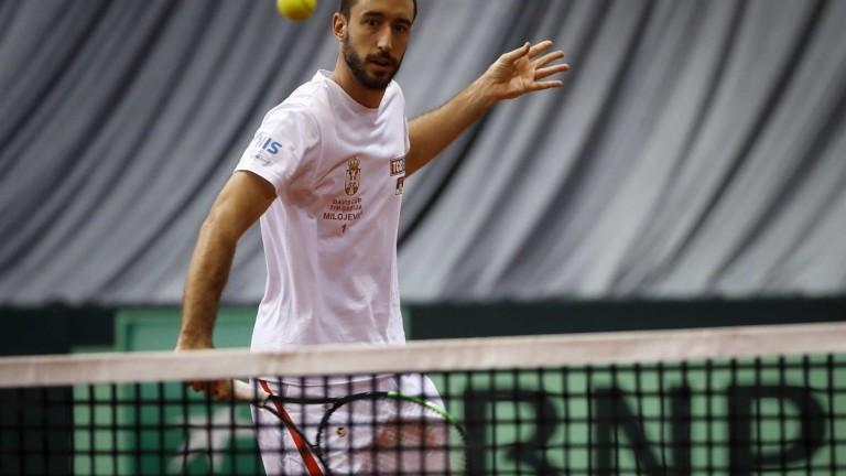След късното отказване на световния №4 Даниил Медведев, сръбският тенисист