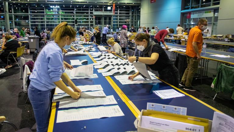 Изборите в Германия: Социалдемократите увеличават преднината си пред ХДС/ХСС