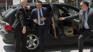 НАТО планирало да приеме Македония до пролетта на 2018-а