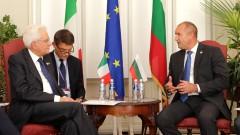 Румен Радев: Български студенти в Италия насърчават бизнеса и културния обмен