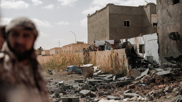 The Sun: Русия готви сирийски сценарий за Либия