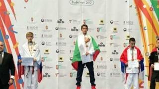 Втори български таекуондист начело в световната ранглиста
