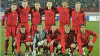 Визитка на белгийския младежки отбор