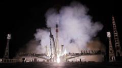 """""""Союз ТМА-17М"""" излетя успешно към МКС"""