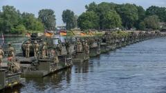 Черноморският руски флот следи учението на НАТО в Украйна