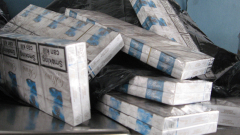 В Бургас иззеха над 45 хил. кутии цигари без бандерол