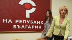 Манолова сезира Конституционния съд за избирателните секции в чужбина