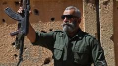 В Сирия загина генералът, отговарял за отбраната на град Дейр ез Зор