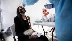 Влизането в кризисен център само с антигенен тест
