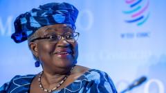 Нигерийката Нгози Оконджо-Ивеала е новият шеф на СТО