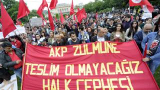 При протестите в Турция са арестувани 939 души