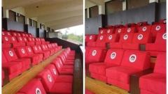 """Ето как изглежда реновираната ложа на стадион """"Локомотив"""""""