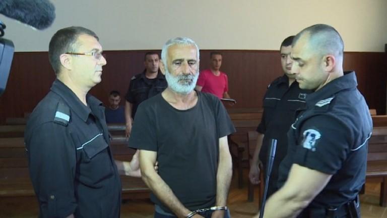 Хасковският окръжен съд остави в ареста 61-годишния Дурсун Хамзаоглу. Той