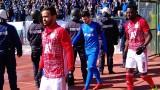 Александър Костадинов: Категоричен червен картон за Едвин Джеси от ЦСКА