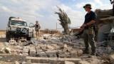 Сраженията в Североизточна Сирия разселиха за месец повече от 108 000 души