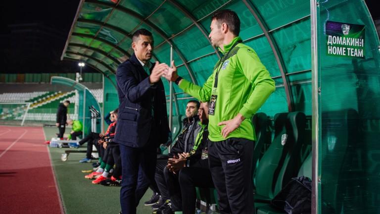 Ръководството на Берое е приело оставките на треньора Александър Томаш