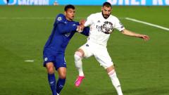 Голово равенство в Мадрид остави неразрешен спора между Реал и Челси