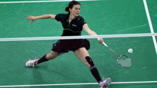 Линда Зечири с победно начало в Шотландия