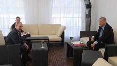 Путин и Ердоган се съгласиха да подобрят координацията в Сирия