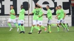 Черно море победи Локомотив (Пловдив) с 3:0