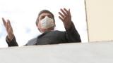 Президентът на Бразилия е със симптоми на коронавирус