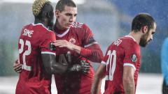 ЦСКА с 95-а победа в Европа, завърши годината с положителен баланс