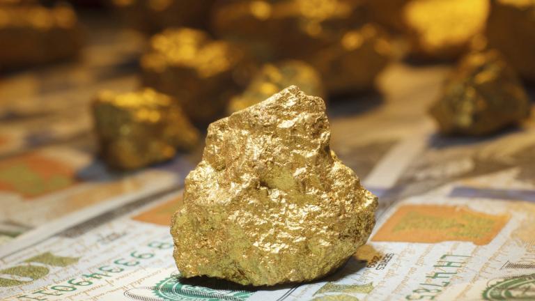 Въпреки изстрелването на цената, търсенето на злато се понижава през първото полугодие