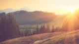 Слънчево през почивните дни, температури до 20 градуса през ноември