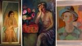 Българската дама на модерното изкуство