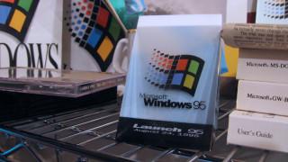 Windows 95 стана на 22 години. И в една страна все още е любима операционна система