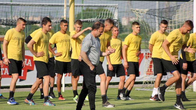 Перейра и Зехиров не взеха участие в последната тренировка на Ботев (Пд)