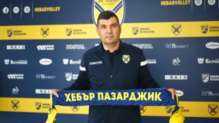 Драган Иванов ще води Хебър до края на сезона