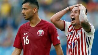 Катар се оказа непреодолимо препятствие за Парагвай