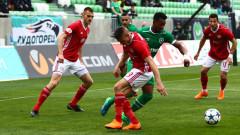 ЦСКА няма да рискува една от звездите си в дербито със Славия