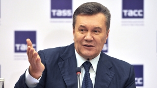 Съд в Украйна осъди Янукович на 13 години за държавна измяна