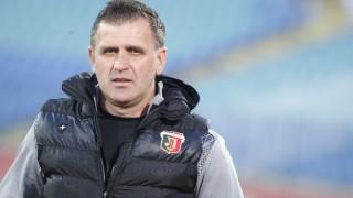 Бруно Акрапович: Целта ни продължава да бъде Лига Европа
