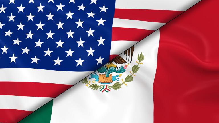 Мексико изпраща 15 хил. военни на границата със САЩ