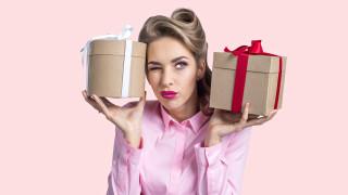 Подаръци за Свети Валентин в последния момент