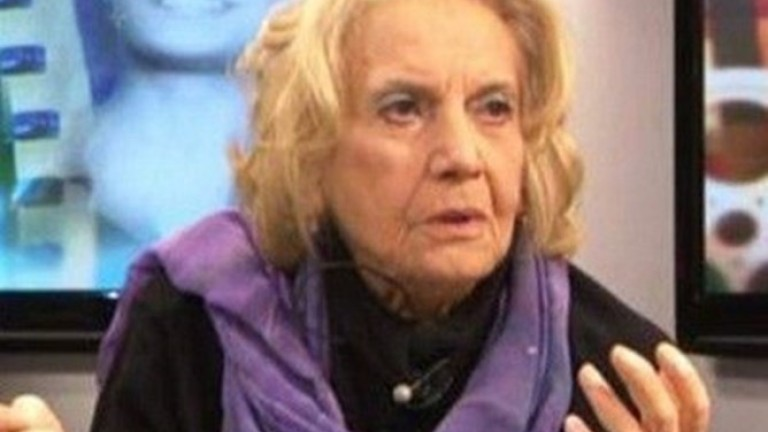 На 84-годишна възраст почина актрисата Росица Данаилова, сестра на Стефан