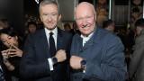 Най-заможният европеец забогатя с $11,3 милиарда за ден