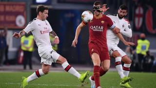 Рома се върна към победите и задълбочи кризата в Милан