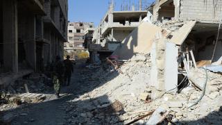 384 000 убити в Сирия и близо 5 милиона деца са родени от началото на конфликта