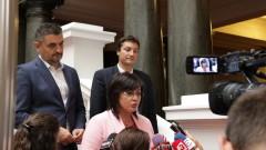 БСП ще се вслушат в антикорпуционните препоръки на шефа на ВАС