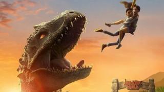 Когато динозаврите преследват деца