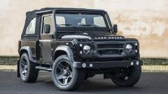 Легендарният Land Rover Defender се възражда с непознати досега версии
