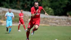 Сергей Георгиев вече не е футболист на Царско село