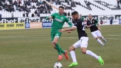 Локомотив (Пд) - Нефтохимик 0:0 (Развой на срещата по минути)