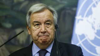 Шефът на ООН притеснен, че САЩ и Китай вървят към нова Студена война