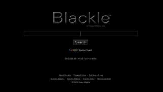Блогър откри, че черна версия на Google ще спести енергия