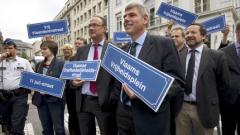И в Белгия правят антиимигрантски сайт